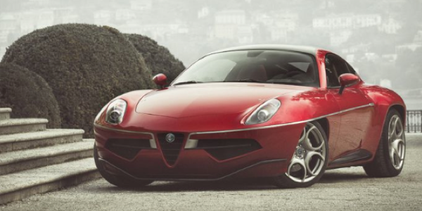 L'Alfa Romeo Disco Volante reçoit le « Design Award for Concept Cars & Prototype »