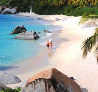 EVASION : Rosewood Little dix bay… Virgin Islands !