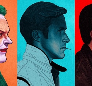 ART: Les étonnants portraits de Mike Mitchell