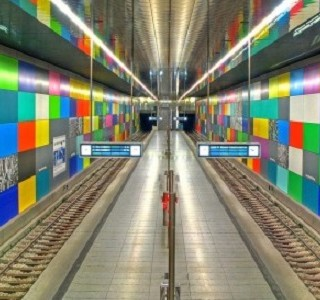 ART : Les 21 plus belles stations de mtro au monde