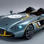 Aston Martin CC100 : un concept pour un centenaire!