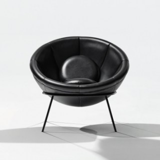 DESIGN : La Bowl Chair by Lina Bo Bardi !