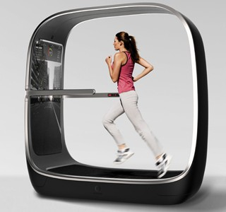 HIGH-TECH : Smart Treadmill Voyager !