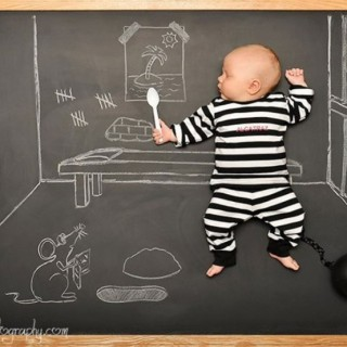 PHOTO: Blackboards Adventures, les rêves des bébés