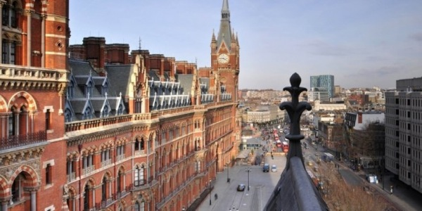 ARCHITECTURE : Le penthouse Saint Pancras by TG-STUDIO !
