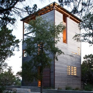 ARCHI – Tower House, Texas