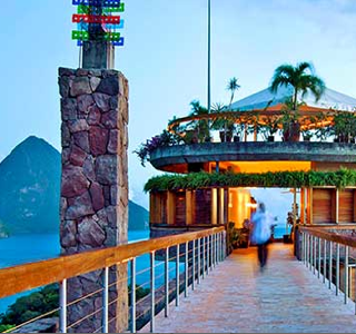 EVASION : Jade Mountain Resort (Sainte Lucie)