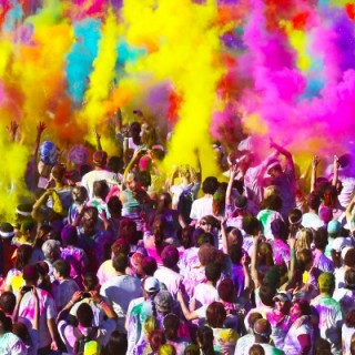 SPORT: Le Color Run débarque à Bruxelles !