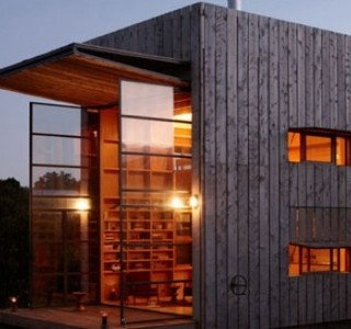 ARCHITECTURE : Portable Whangapoua Beach Hut
