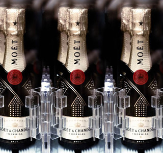 HIGH TECH: Du Moët & Chandon au distributeur