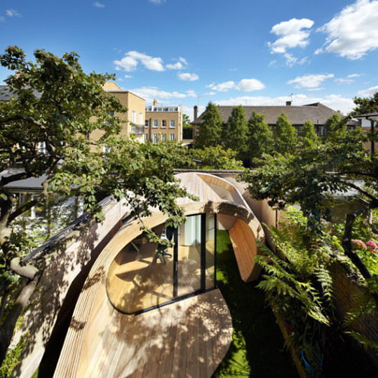 Jardinet En Anglais Of Architecture Shoffice By Platform 5 Architects E Tv