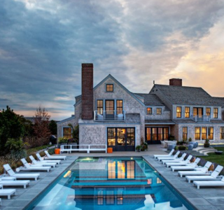 ARCHITECTURE : Squam Residence (Nantucket Island)