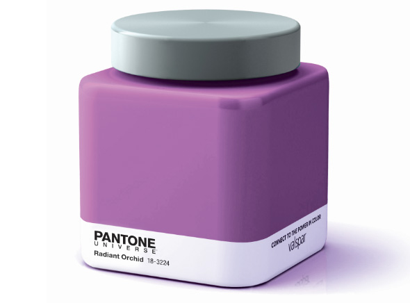 Color of the year 18 3224 radiant orchid e tv - Couleur rose violet ...
