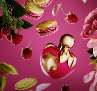 COLLABORATION: Ladurée x Nina Ricci