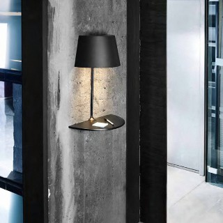 DESIGN: Illusion Half Lamp