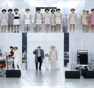 MODE: CHANEL Haute Couture Spring Summer 14