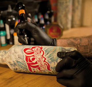 TATTOO: J&B Limited Edition by Sphinx