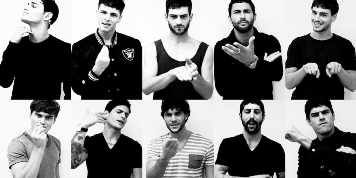 Buzz : How to speak Italian with the Dolce & Gabbana models !