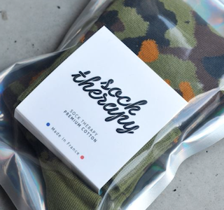 MODE : Sock Therapy, designed in Belgium