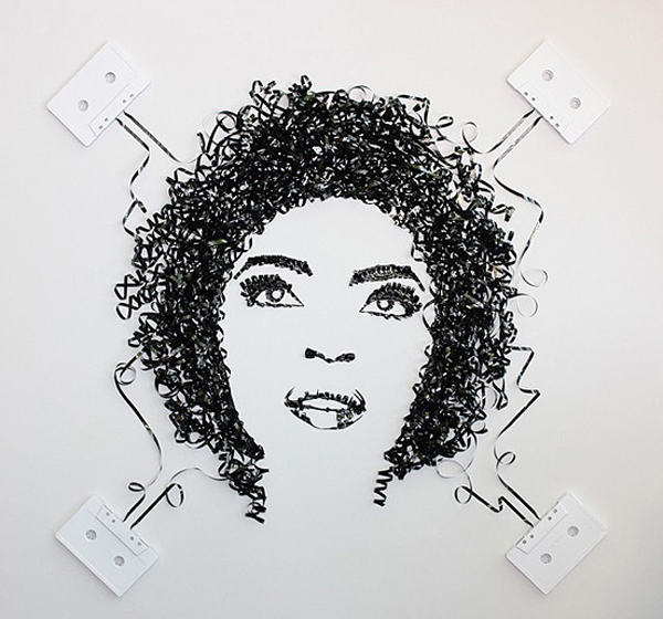 Using-Old-Cassettes-And-Tapes-To-Create-Celebrity-Portraits-5