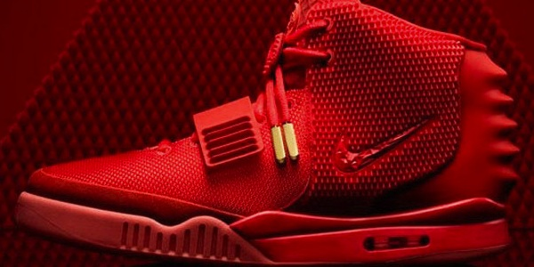 MODE: Red october: Nike x Kanye West