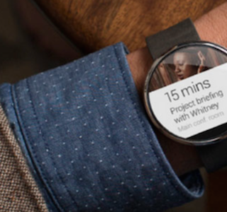 HIGH-TECH : Motorola unveils Moto 360