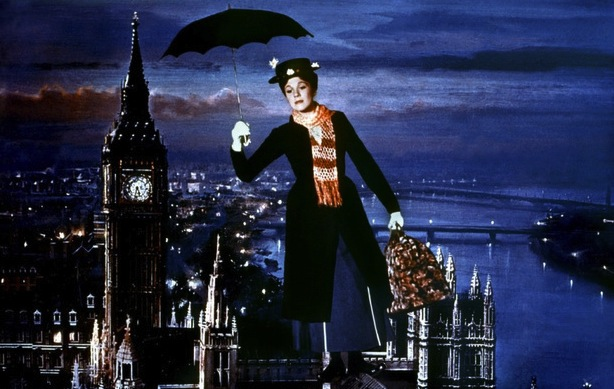 JOB : DEVENEZ MARY POPPINS