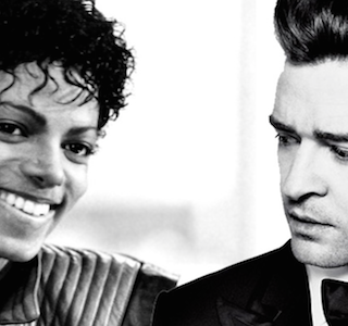 NEW SINGLE : Michael Jackson & Justin Timberlake – Love Never Felt So Good