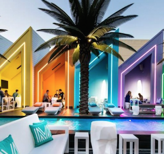 ARCHI : MATISSE BEACH CLUB