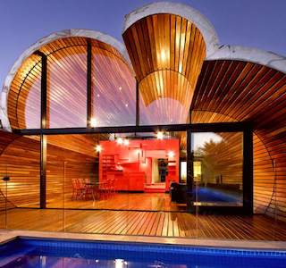 ARCHI : The Cloud House by McBride Charles Ryan