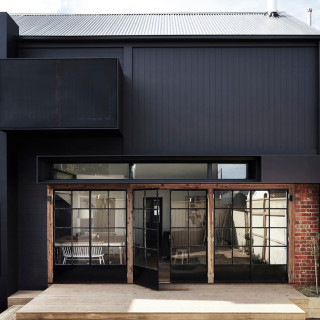 ARCHITECTURE: Une grange contemporaine à Melbourne