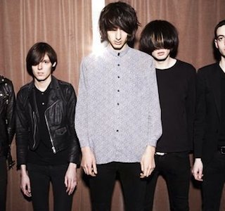 MUSIC : The Horrors 'Your Love' (Cover)