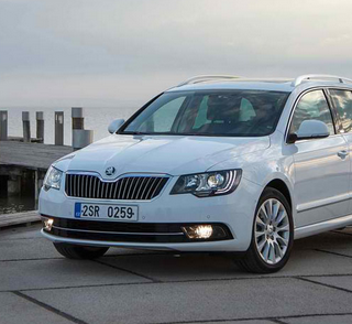 E-TV a testé la SKODA Superb Combi!