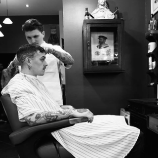 TRENDY : BARBERSHOPS ARE NOT DEAD !
