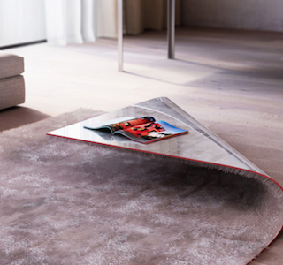 DESIGN : Coffee table by Alessandro Isola