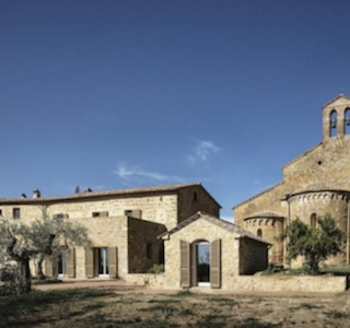 ARCHI : The Italian Farmhouse !