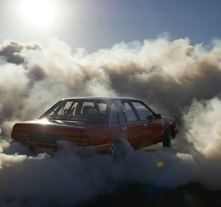 PHOTOGRAPHY : Car Burnouts