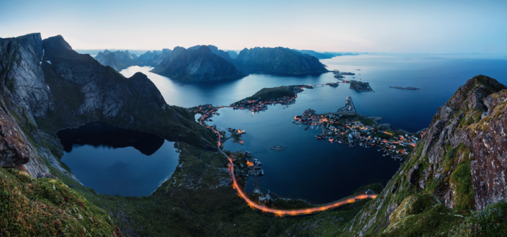 EVASION : Norway… A Time-Lapse Adventure