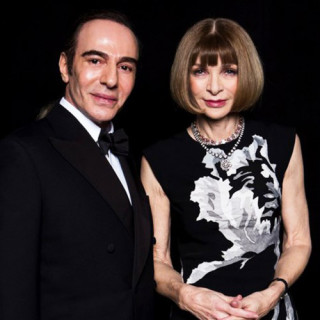 MODE : John Galliano, he's back !