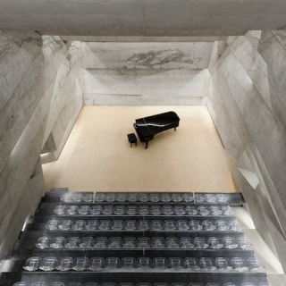 ARCHITECTURE : Concert Hall In Blaibach