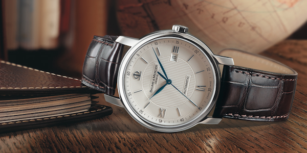 WATCH: Life is about moments, la Classima by Baume & Mercier