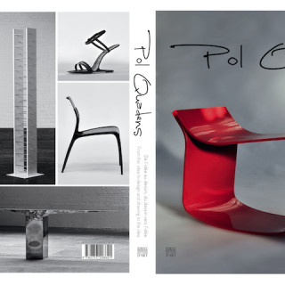 BOOK : Pol Quadens ou le design made in Belgium