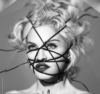 "MUSIC : Le new single de Madonna ""Living For Love"""