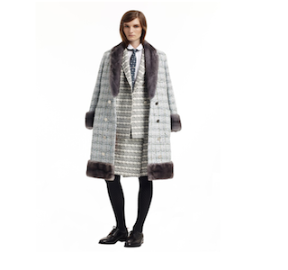 MODE : Thom Browne, pre-fall 2015