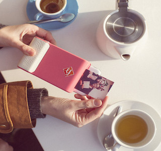 HIGH-TECH : Prynt – Instant camera case !