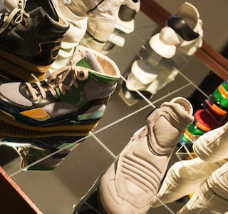 EXPO : Sneakers à la Médiatine