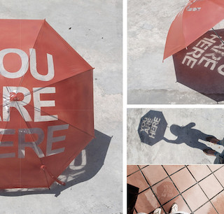 "COOL : ""You are here"" de Nadiah Alsagoff"