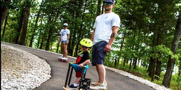 Skate faire du skate avec son enfant e tv - Invention du skateboard ...