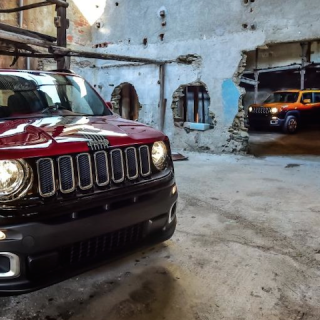 REPORTAGE : Jeep by Garage Italia Customs