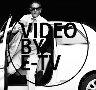 E-TV INTERVIEW 'MISTER ELEGANCE' ALIAS LAPO ELKANN (VIDEO)